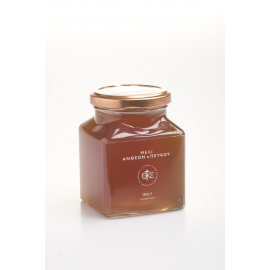 Μέλι ανθέων & πεύκου Ορμύλια 380γρ.